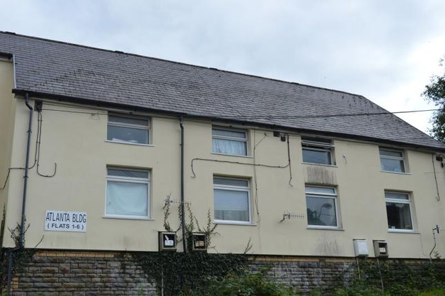 Thumbnail Maisonette to rent in Caerphilly Road, Senghenydd, Caerphilly