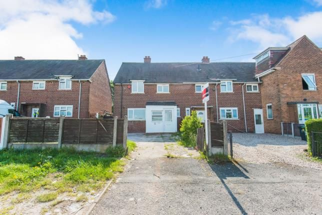 Thumbnail Terraced house for sale in Goscote Lane, Bloxwich, Walsall