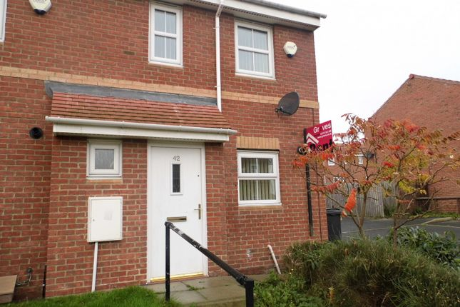 Thumbnail Property to rent in Parkside Gardens, Widdrington, Morpeth