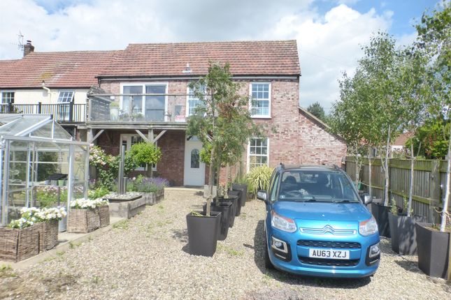 Thumbnail Semi-detached house for sale in Mill Road, Stokesby, Great Yarmouth