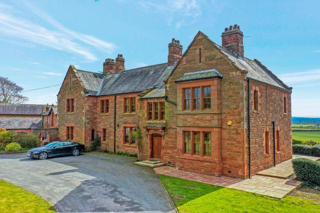 Thumbnail Detached house for sale in Irthington, Carlisle