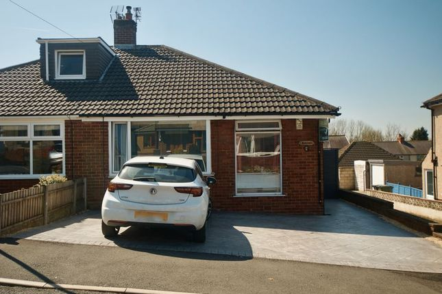 Thumbnail Semi-detached bungalow for sale in Durham Drive, Oswaldtwistle, Accrington