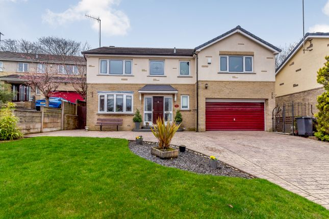 Thumbnail Detached house for sale in Woodfield Avenue, Accrington