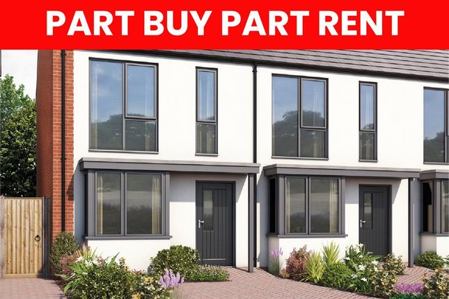 """2 bed semi-detached house for sale in """"The Pemberton."""" at Kingsway, Derby DE22"""