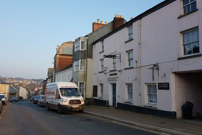 Thumbnail Flat to rent in Lower Bore Street, Bodmin