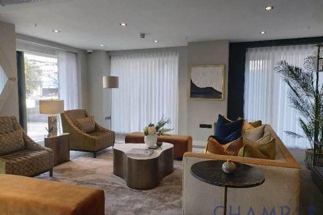 Studio to rent in Casson Square, London SE1