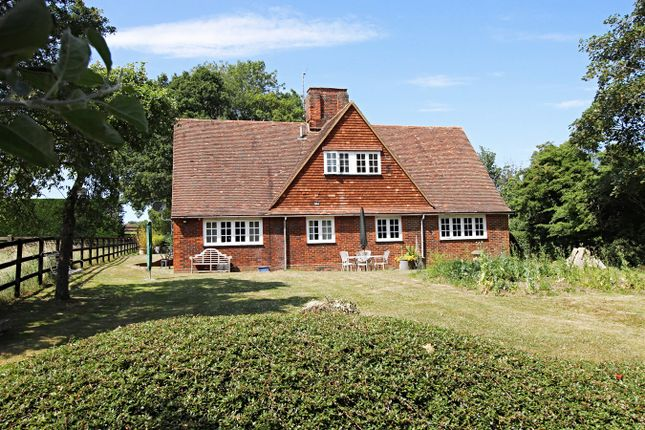 Thumbnail Detached house for sale in Hitchwood Lane, Preston, Hitchin