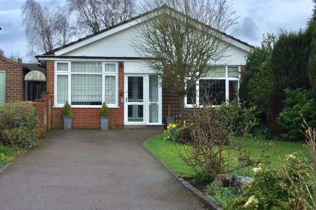 Thumbnail Bungalow to rent in Wood Lane, Sutton Coldfield
