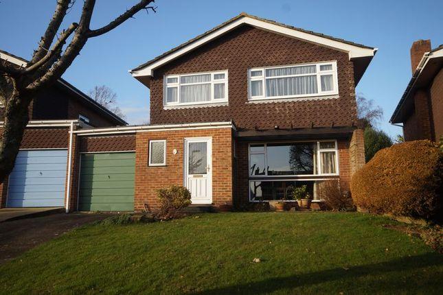 Thumbnail Detached house for sale in Tudor Close, Portchester, Fareham