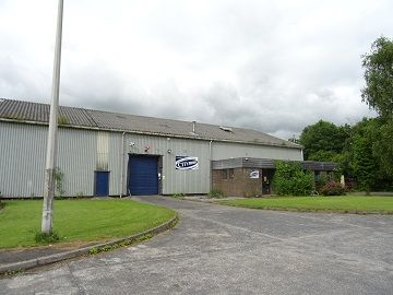 Thumbnail Industrial to let in 14 Ponthenri Industrial Estate, Carmarthenshire