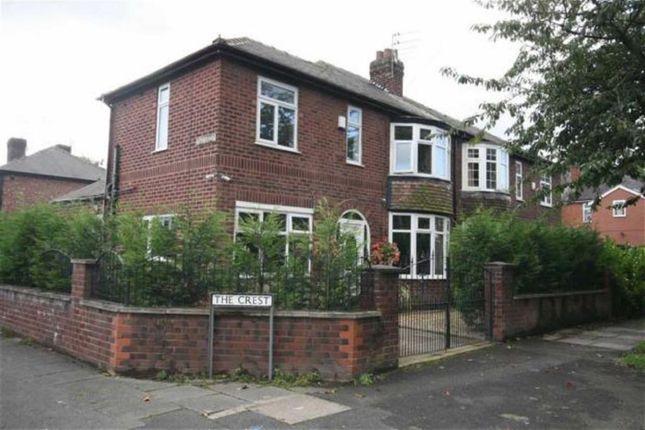 Thumbnail Semi-detached house for sale in Broadway, Droylsden, Manchester