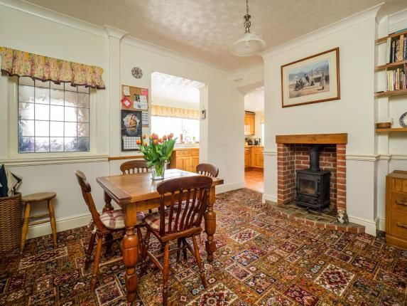 Breakfast Room of Churchmoor Lane, Arnold, Nottingham NG5
