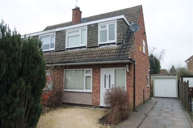 Thumbnail Semi-detached house to rent in Plantation Gardens, Leeds