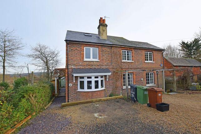 Thumbnail Semi-detached house for sale in Blackham, Tunbridge Wells