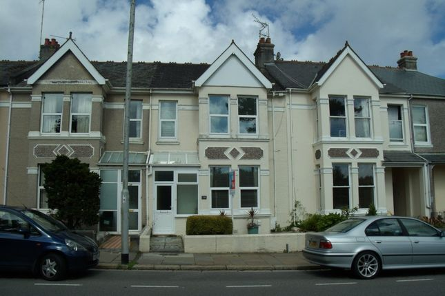 Thumbnail Flat to rent in Peverell Park Road, Peverell, Plymouth