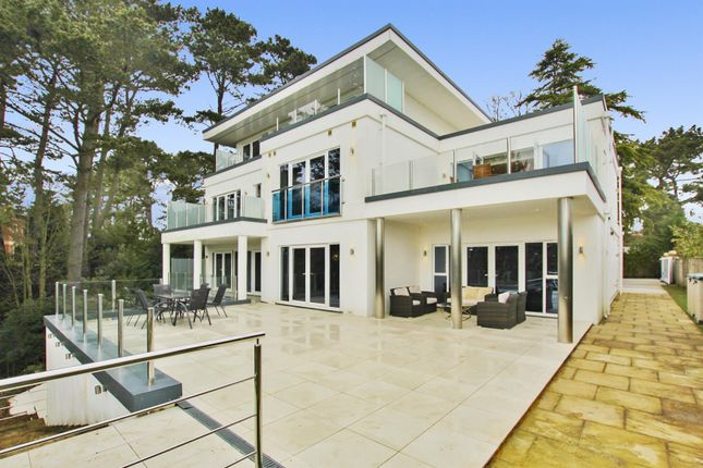 Thumbnail Detached house for sale in Canford Cliffs Road, Canford Cliffs, Poole