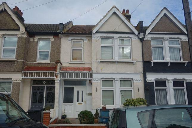 Thumbnail Terraced house to rent in Tudor Road, Woodside, Croydon