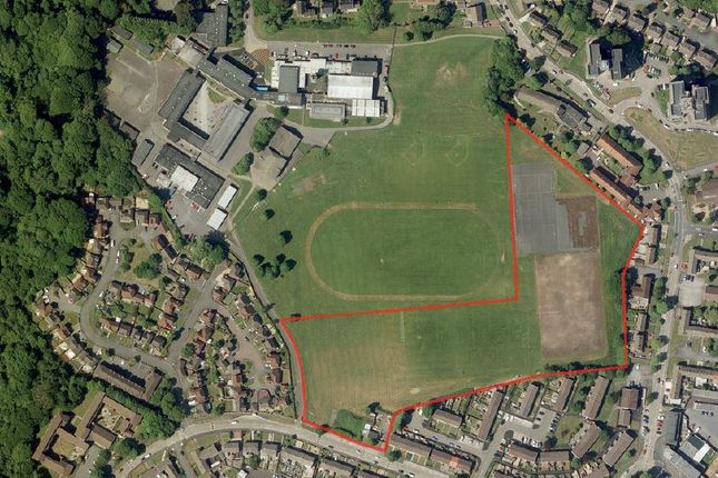 Thumbnail Land for sale in Land At Aneurin Way Gower Road, Sketty, Swansea, West Glamorgan