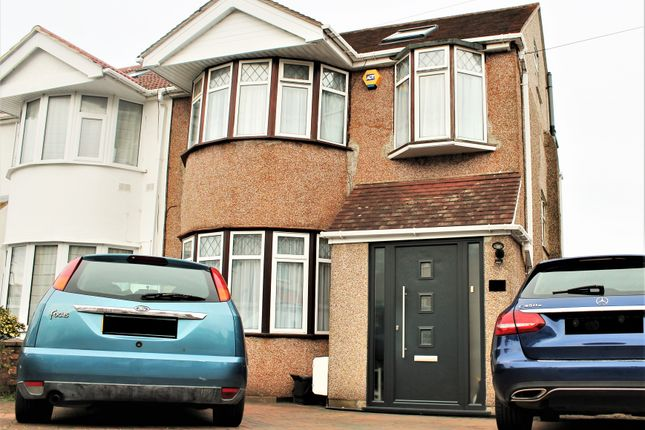 4 bed semi-detached house for sale in Tenby Avenue, Harrow HA3
