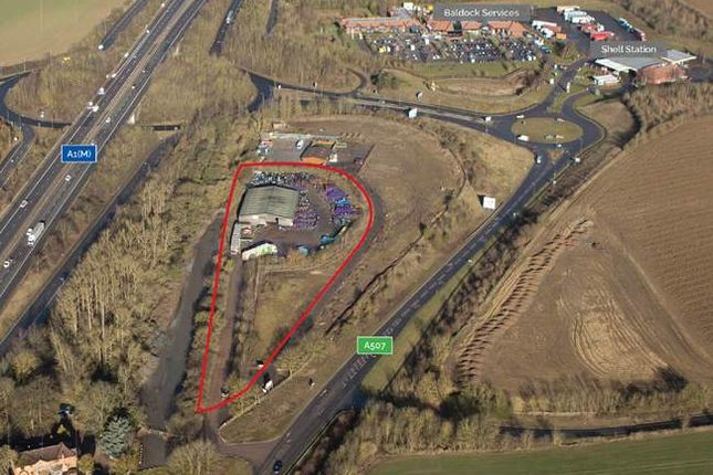 Thumbnail Warehouse for sale in Great North Road, Baldock