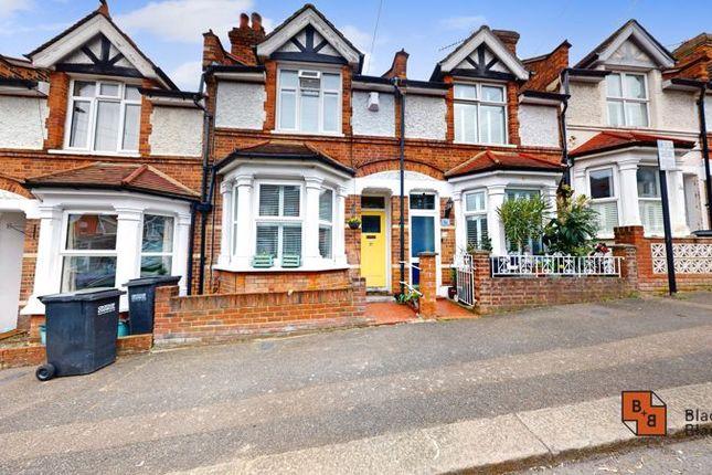 Thumbnail Terraced house for sale in Abbey Road, Croydon