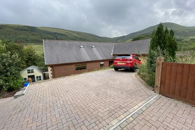 Thumbnail Detached house for sale in Cwmparc -, Treorchy