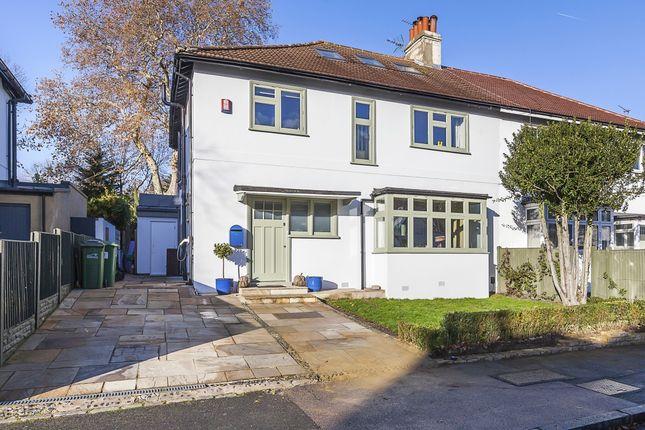 Thumbnail Semi-detached house to rent in Fairfax Gardens, Whetstone Road, London