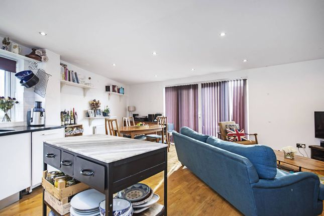 Thumbnail Flat to rent in Albion Drive, London Fields, London