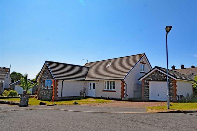 Thumbnail Detached bungalow for sale in Hodgson Gardens, Millom, Cumbria