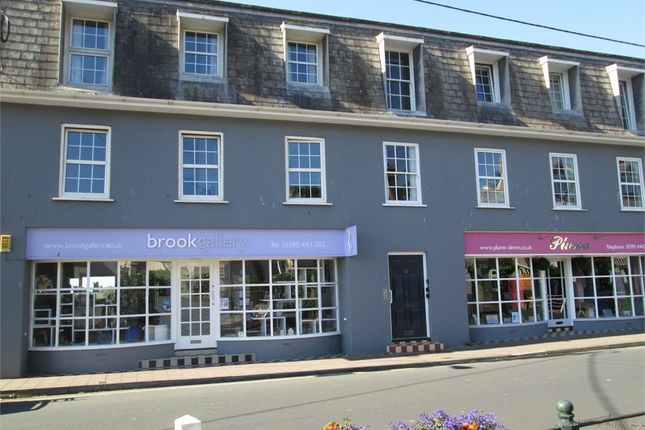 Thumbnail Flat for sale in Fore Street, Budleigh Salterton