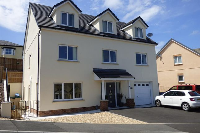 Thumbnail Detached house for sale in Parc Starling, Johnstown, Carmarthen