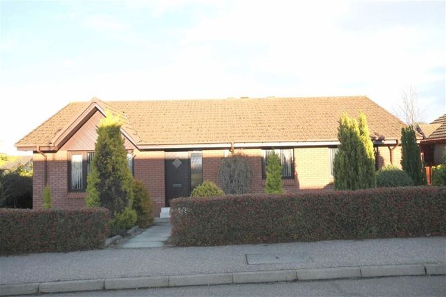 Thumbnail Detached bungalow for sale in Eemins Place, Bishopmill, Elgin