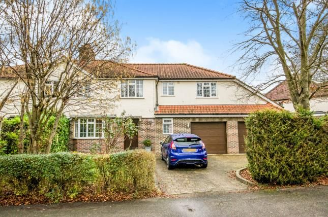 5 bed property for sale in Ringwood Avenue, Redhill, Surrey