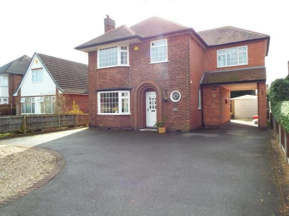 Thumbnail Detached house for sale in Stapleford Lane, Toton, Nottingham, N/A