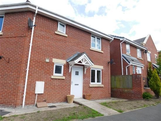 Thumbnail Flat to rent in Keepers Wood Way, Chorley