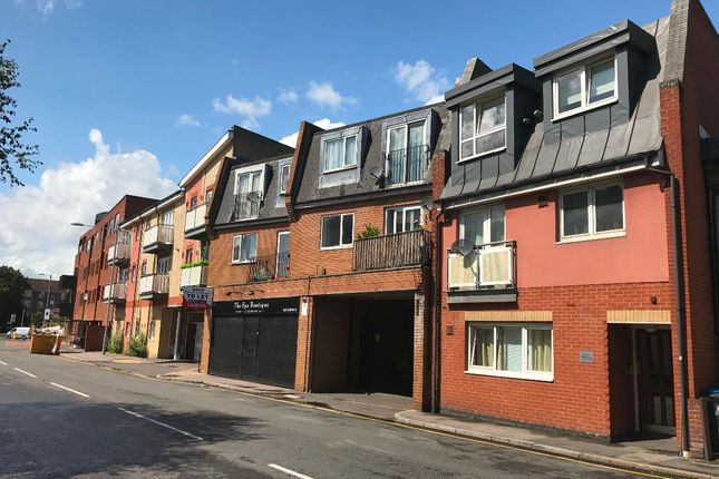Thumbnail Flat to rent in 3 Coombe Road, Kingston Upon Thames