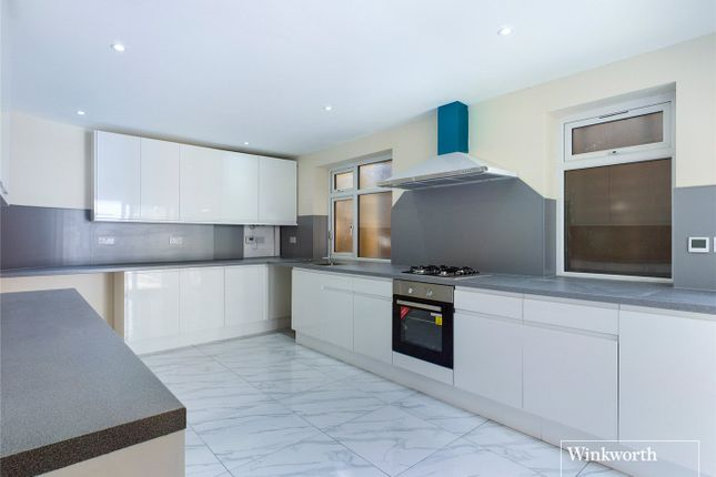 Thumbnail Semi-detached house for sale in Old Rectory Gardens, Edgware