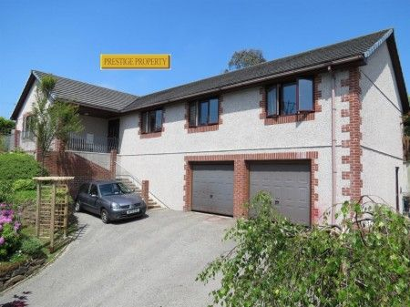Thumbnail Detached bungalow for sale in Ruddlemoor, St. Austell