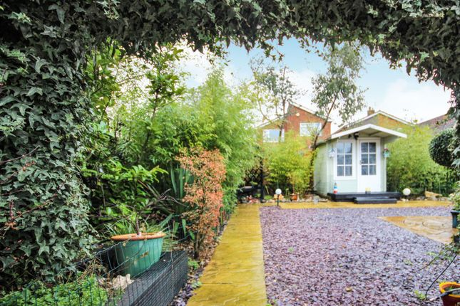 Thumbnail Semi-detached bungalow for sale in Burlington Gardens, Hadleigh