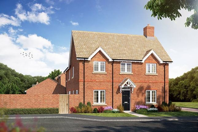 "Thumbnail Detached house for sale in ""The Hurwick"" at Oxford Road, Benson, Wallingford"