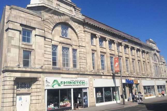 Thumbnail Commercial property to let in First Floor, 14 Woodhorn Road, Ashington