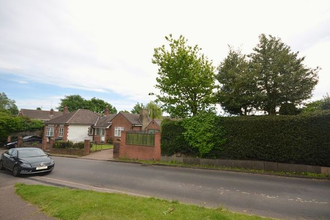 Thumbnail Detached bungalow for sale in Charlemont Road, West Bromwich