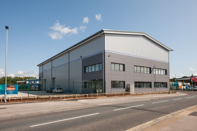Thumbnail Industrial to let in Unit 8 Hermitage Park, Harts Farm Way, Havant