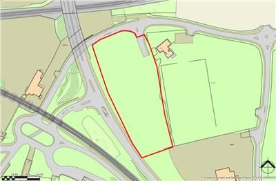 Thumbnail Land for sale in Viaduct, Land Off Desoto Road East, Widnes, Cheshire