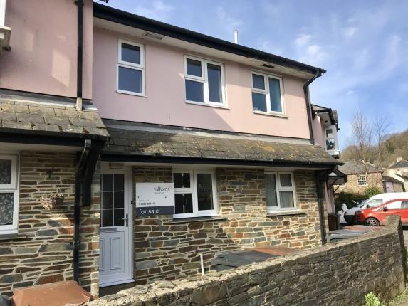 Thumbnail Terraced house for sale in Harbertonford, Devon