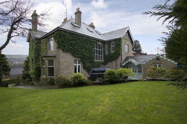 Thumbnail Detached house for sale in Haslingden Road, Rossendale, Lancashire