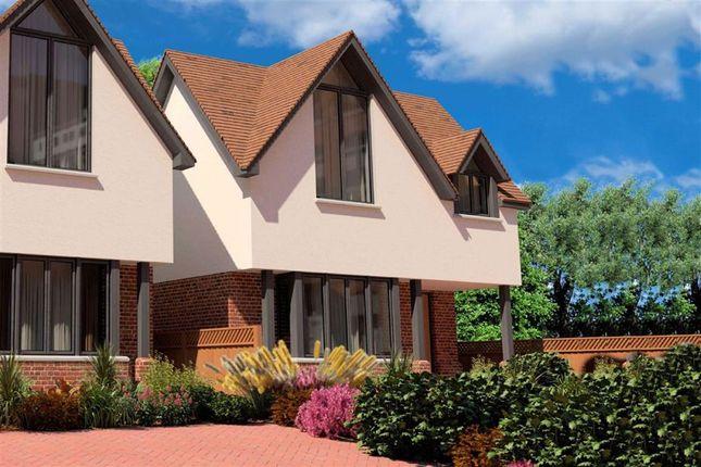 Thumbnail Detached house for sale in Bournebridge Lane, Stapleford Abbotts, Essex