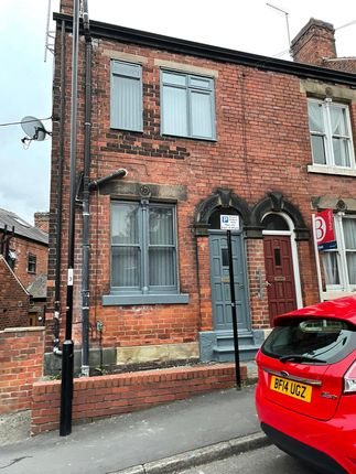 3 bed end terrace house for sale in Broomspring Lane, Sheffield S10