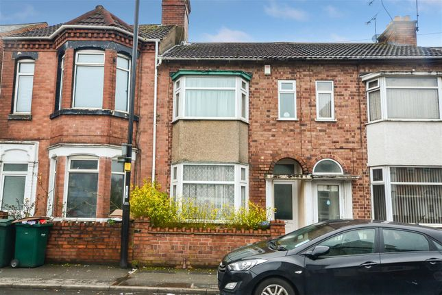 Thumbnail Terraced house for sale in Widdrington Road, Radford, Coventry