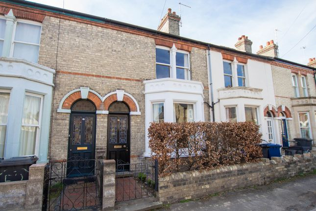 Thumbnail Terraced house for sale in Marshall Road, Cambridge